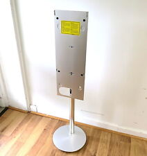 BANG & OLUFSEN B&O FLOOR STAND FOR BEOSOUND 9000 CD CHANGER w/ HARDWARE SCREWS
