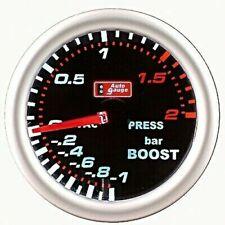 Plasma Ladedruckanzeige Turbo VW Golf Jetta G40 G60 Gti