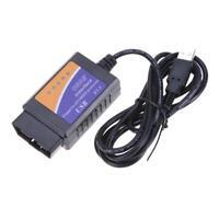 ELM327 USB Interface OBDII OBD2 Diagnostic Auto Car Scanner Scan Tool Cable V1.5