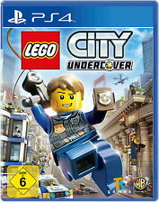 LEGO City Undercover ps4 tedesco VERSION (SONY PLAYSTATION 4) MERCE NUOVA
