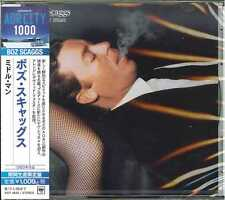 BOZ SCAGGS-MIDDLE MAN -JAPAN CD B63