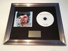 SIGNED/AUTOGRAPHED MANIC STREET PREACHERS - JOURNAL FOR PLAGUE LOVERS FRAMED CD