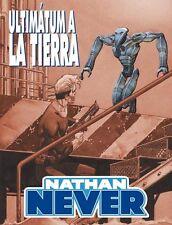 NATHAN NEVER vol. 2 - nº 4. ULTIMATUM A LA TIERRA
