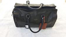 Brand New Ted Baker Men's Leather Holdall Bag