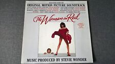 THE WOMAN IN RED (Original Motion Picture Soundtrack) - STEVIE WONDER .      LP.