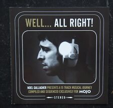 CD - Well...All Right! Noel Gallagher Presents a 15 Track Musical Journey - Mojo