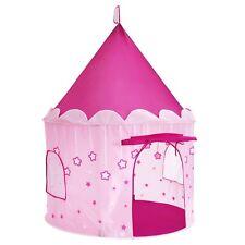 SONGMICS Tenda da Gioco Castello da Principessa per Ragazze e Bambini, (m4Z)