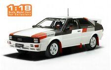 Audi Quattro blanc 1982 1/18 IXO
