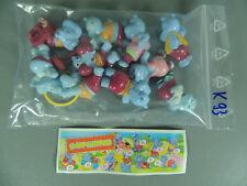 HPF: Hippopotami / Happy Hippos EU 1991/92 - Komplettsatz + 1 BPZ