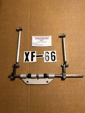LINKAGE KIT that fits the  EDELBROCK XF-66 F.E. FORD 2x4 Cross Ram