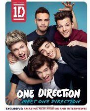 One Direction: Meet One Direction by One Direction