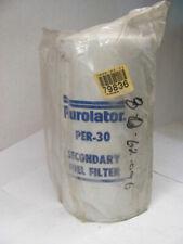 New listing Purolator Per-30 Secondary Fuel Filter