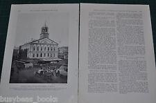 1923 magazine article, MASSACHUSETTS, address by Vice-Pres Calvin Coolidge