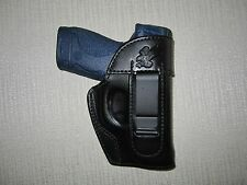 S&W - M&P SHIELD 9MM & 40 CAL., IWB FORMED holster, right hand WITH SWEAT SHIELD