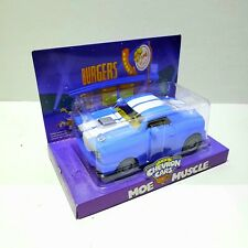 The Chevron Cars Moe Muscle Advertising Car Opening Hood Doors Toy