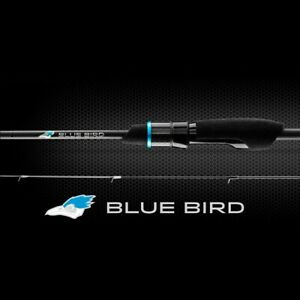 FAVORITE BLUE BIRD 2020 Microjig Rockfishing Ultra Light Finezza Spinning Rod