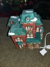 Bachman's Hometown Series Boarding House Rare! 1987