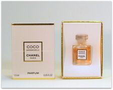 COCO MADEMOISELLE CHANEL parfum 1.5 ml. 0.05 fl.oz. Mini micro miniatura perfume