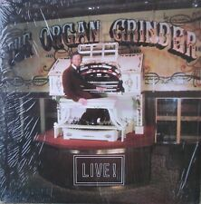 Don Thompson The Organ Grinder LIVE private press pipe organ lounge LP