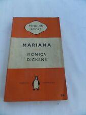 Vintage Penguin 781 Mariana - Monica Dickens - 1956