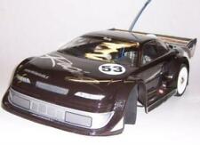 0139 Calibra 1/8 Scale GT RC Car body Clear Hobao Serpent Cobra Traxxas Slash