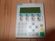 Siemens Simatic S7 OP-7 DP 6AV3607-1JC20-0AX1 6AV3 607-1JC20-0AX1