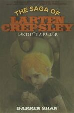 Complete Set Series - Lot of 4 Saga of Larten Crepsley books by Darren Shan YA