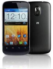 Teléfonos móviles libres Android ZTE con conexión Wi-Fi
