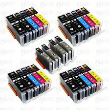 24PK PGI-250XL CLI-251XL Ink For Canon Pixma iP8720 MG6320 MG7120 MG7520 Printer
