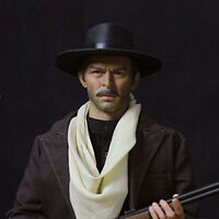 REDMAN TOYS 1/6 The Bad HEADPLAY The Good, the Bad and Ugly Cowboy Headsculpt