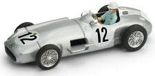 MERCEDES W196 GP GRAN BRETAGNA 1955 1a VITTORIA MOSS in F1  Brumm R072C-CH