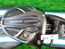 Callaway Rogue Draw 13.5* Driver Quaranta 40 A Senior with Headcover & Tool