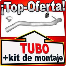 Tubo Trasero FORD FOCUS & C-MAX 1.6 1.8 TDCI 2003-2011 Escape  TTP