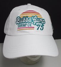 Bubba Gump Hat Cap Shrimp Times Square New York City NYC Embroidery New