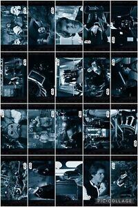 Topps Star Wars Digital Card Trader Blue 27 Card ROTJ Black & White Wave 1 Set