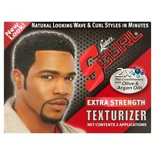 Luster's Scurl Extra Strength Texturizer 2X Conditioner w/ Olive & Argan 2 Apps