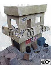 1/35 Scale  - 'Battle for Basra' Ceramic Diorama kit - Large display base
