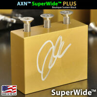 AXN™ SuperWide™ PLUS Sustain Block for floyd rose