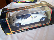 NIB MAISTO SPECIAL EDITION 1:18 SCALE FORD GT90 DIECAST die cast CAR VEHICLE