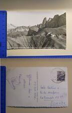 PASSO SELLA (BZ) M. 2240 RIFUGIO MARIA FLORA CAMPANILE DI MURFREIT M. 2724 18976
