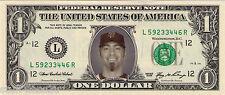 Jeremy Affeldt SF Giants MLB  Novelty Dollar Bill