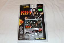 KISS 1997 Johnny Lightning Die Cast Car with  Bonus card NO. 21  SEALED