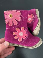 Pink Toddler Size 5 Boots