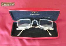 Vintage Italian Perscription Eyeglasses w/Moving Lenses – Elussive w/Case