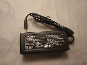 CA-PS800 ACK800 ACK-800 AC Power Adapter Charger for Canon PowerShot A100 A310