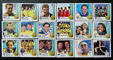 Australian Stamps: Sydney Olympics 2000-Australian Gold Medallists - Set 18 MNH