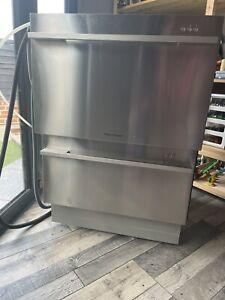 fisher paykel drawer dishwasher