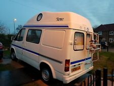 Ford transit camper van ready to go