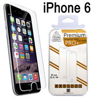 Film Screen Protector Gorilla Tempered Glass New for Apple iPhone 6/6S