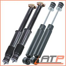 KIT SHOCKS GAS FRONT REAR MERCEDES BENZ S-CLASS W126 + COUPE FROM 1985